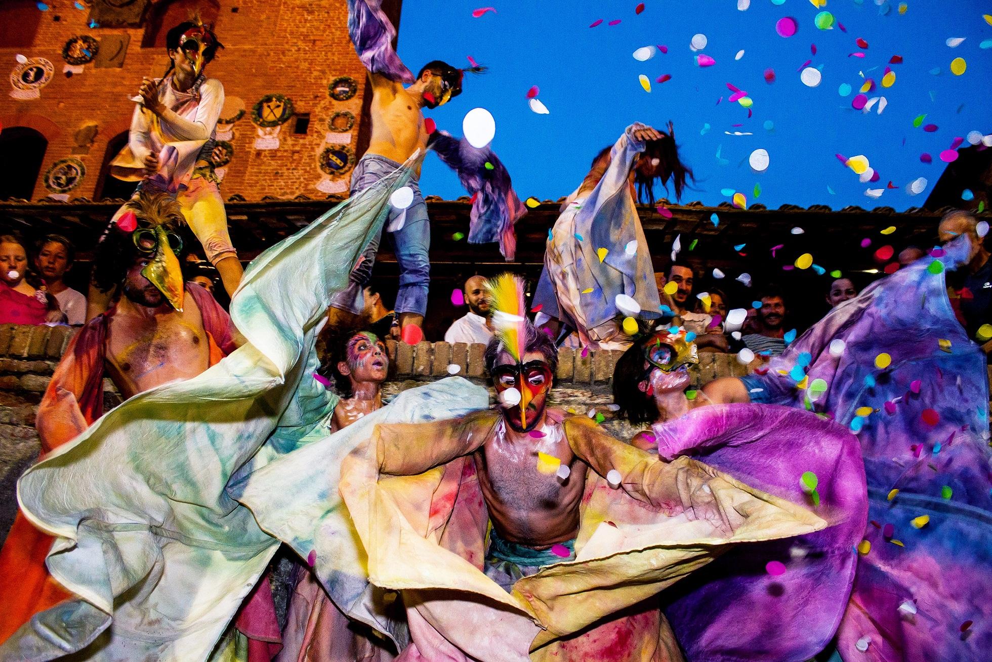 Mercantia Certaldo | Festival Internazionale del Teatro di Strada