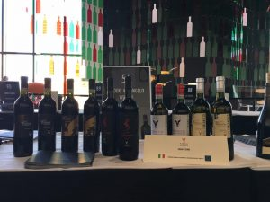 Italian Wine Week Poderi Arcangelo Etichette