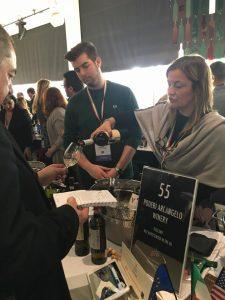 Italian Wine Week Sandra Mora Poderi Arcangelo